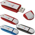1 GB Two-Tone USB 2.0 Flash Drive