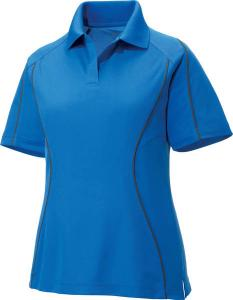 Extreme Ladies' EperformanceTM Velocity Snag Protection Colourblock Polo with Piping