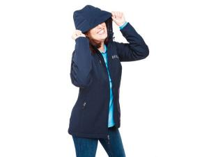 Bryce insulated softshell jacket (women, decorated)