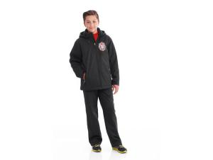 Bryce insulated softshell jacket (youth, blank)