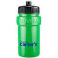 16oz Mini Muscle Bottle with Push Pull Lid