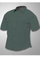 Big Al 1128 Short Sleeve Work Shirt - Buttons