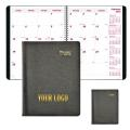 CB1200 WIRE BOUND SOFT COVER MONTHLY PLANNER